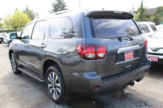 2018 Toyota Sequoia Limited Toyota Dealer Serving Burien Wa New