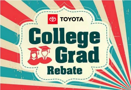 Toyota College Grad Offer