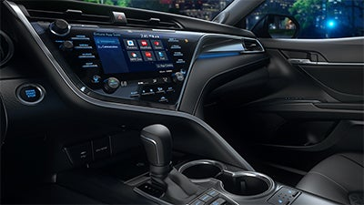 2018 Toyota Camry Hybrid Toyota Dealer Burien Wa Burien Toyota