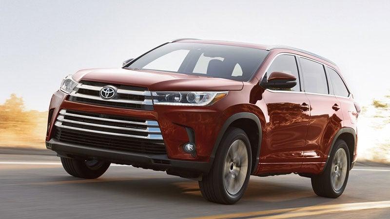 2018 Toyota Highlander Toyota Dealer Burien Wa Burien