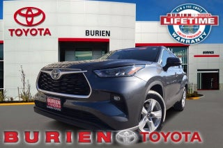 New Toyota Highlander Burien Wa