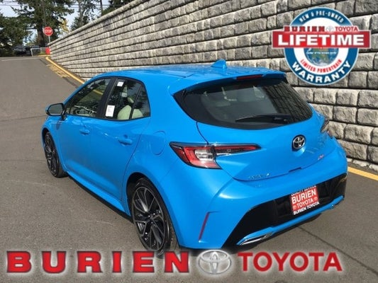 Tss Daily Spoiler >> 2019 Toyota Corolla Hatchback Xse