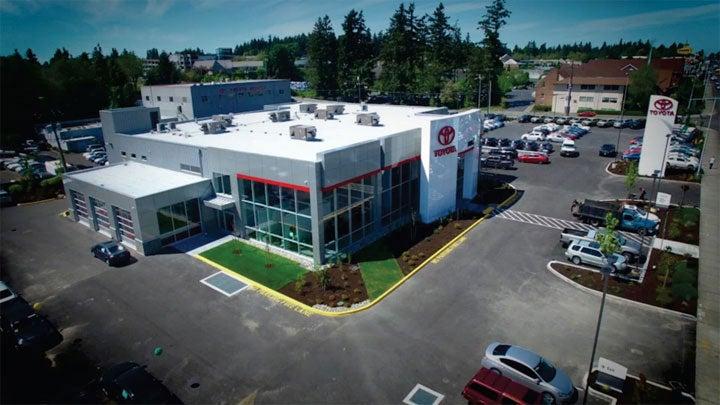 New Showroom & Service Center   Used Cars Burien, WA